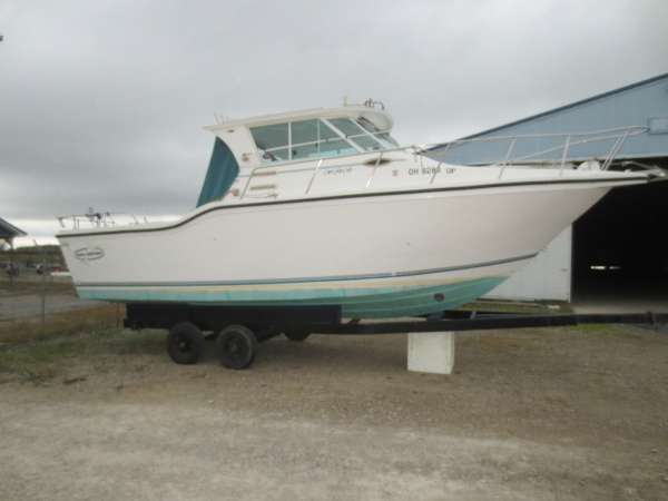2004 Baha Cruisers 286 SF HT