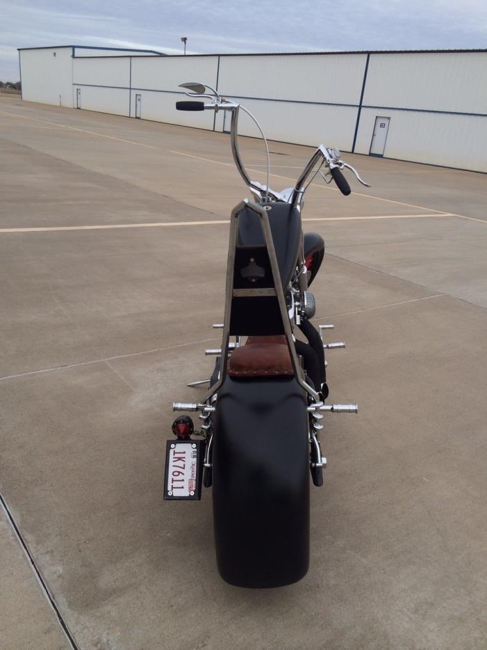 2016 Custom Custom Ducati Scrambler Sixty2