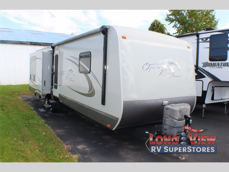 2011 Open Range Rv Roamer RT316RLS