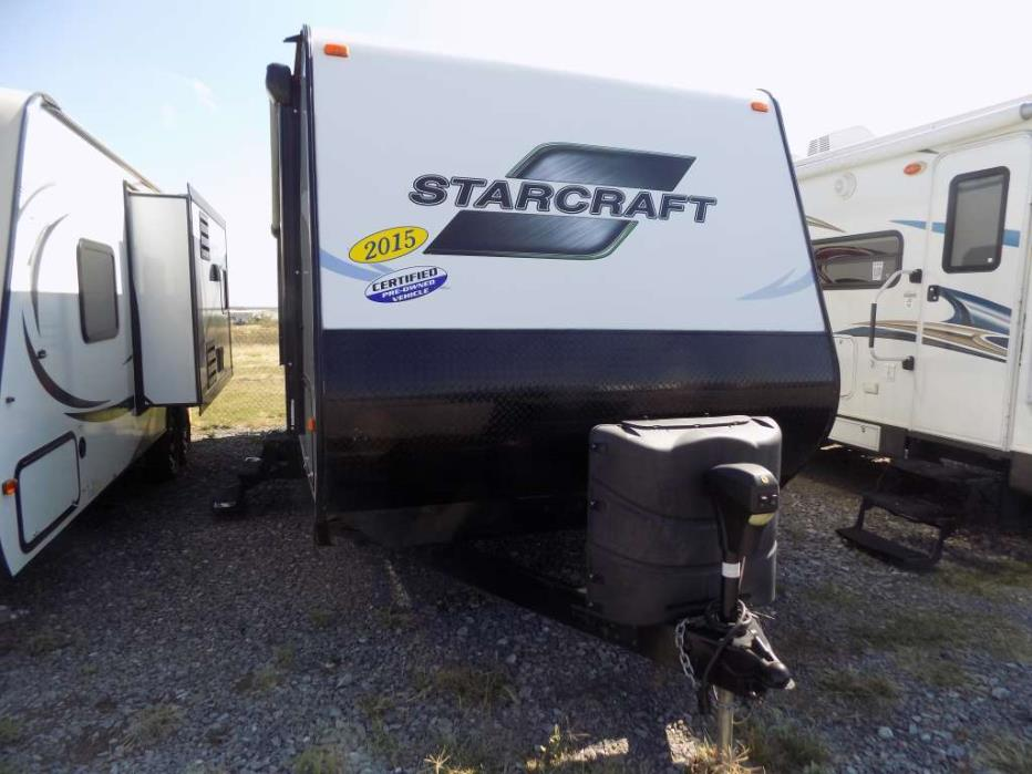 2015 Starcraft Rvs Launch Ultra Lite 24RLS