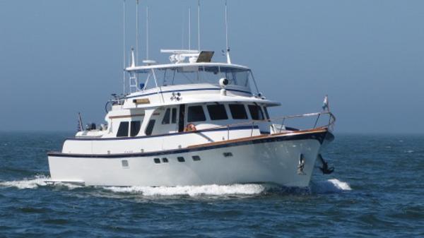 1979 Custom Trawler Motor Yacht