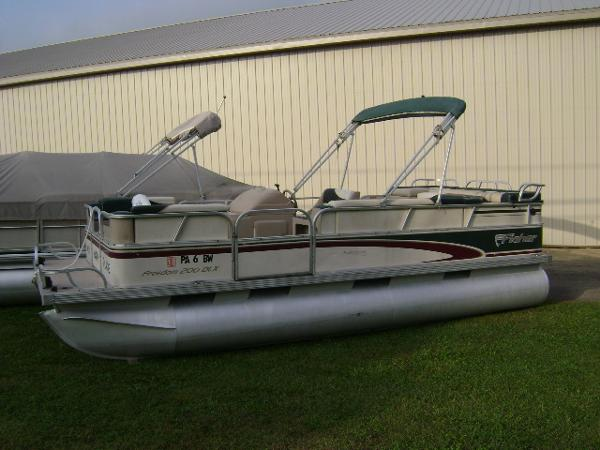 1997 Fisher Freedom 200 DLX