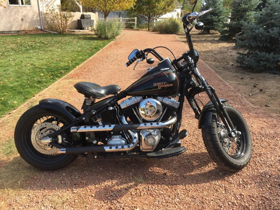 Harley Davidson Softail Cross Bones motorcycles for sale in