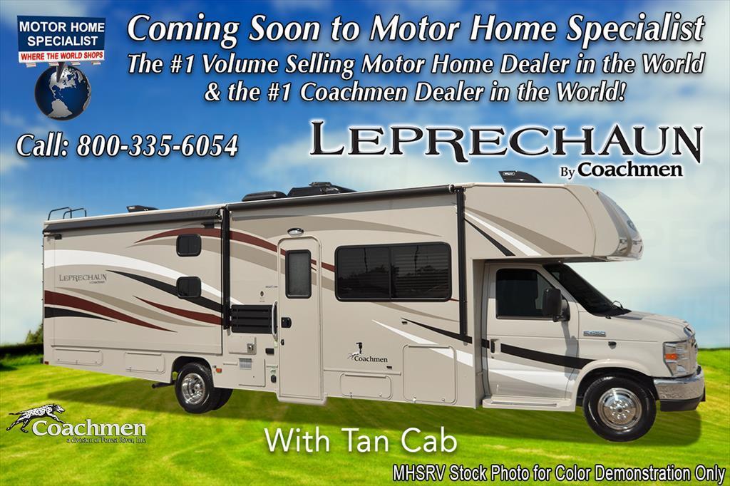 2017 Coachmen Leprechaun 310BH Bunk Model RV for Sale