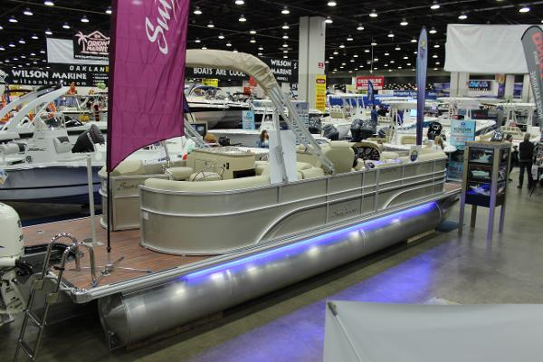Sunchaser Deck Boats for sale