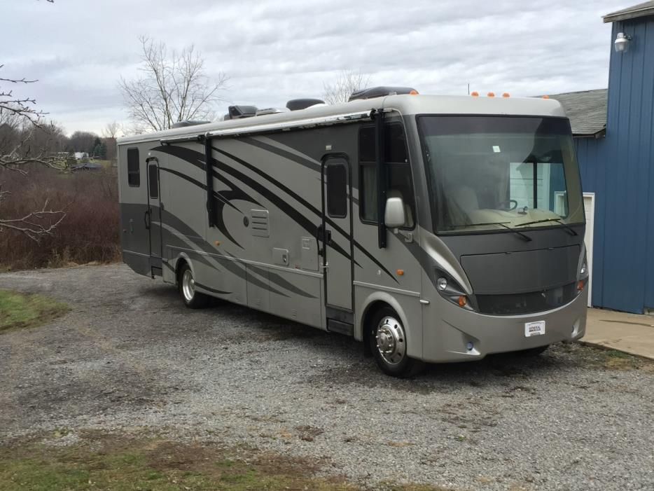 2010 Newmar CANYON STAR 3920