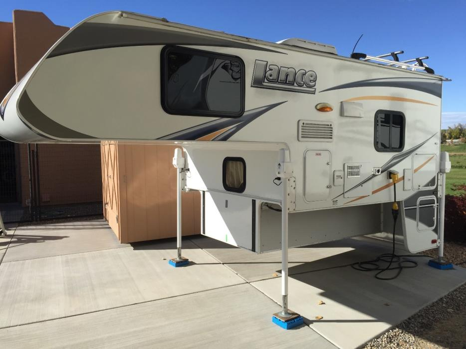 Lance 825 Rvs For Sale In Colorado