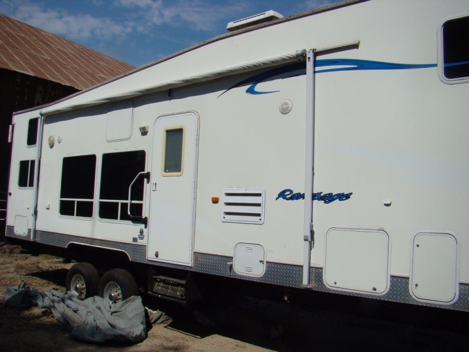 2006 Skyline RAMPAGE 337