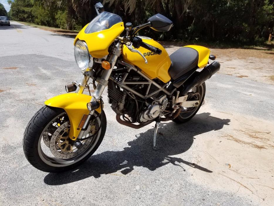 Ducati monster motorcycles for sale in savannah georgia for Yamaha yz250fx for sale