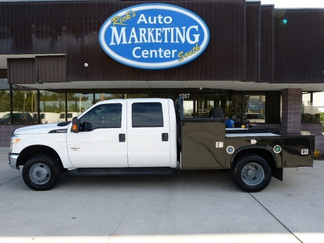 Larry H Miller Ford Sandy >> Ford F350 Tire Service Truck Cars for sale