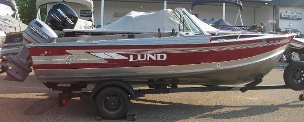 1984 Lund Tyee 1750