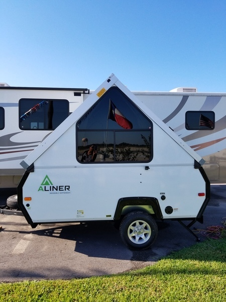2017 Columbia Northwest A-Liner SCOUT LITE