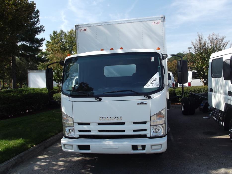 2014 Isuzu Npr Hd Cabover Truck - COE