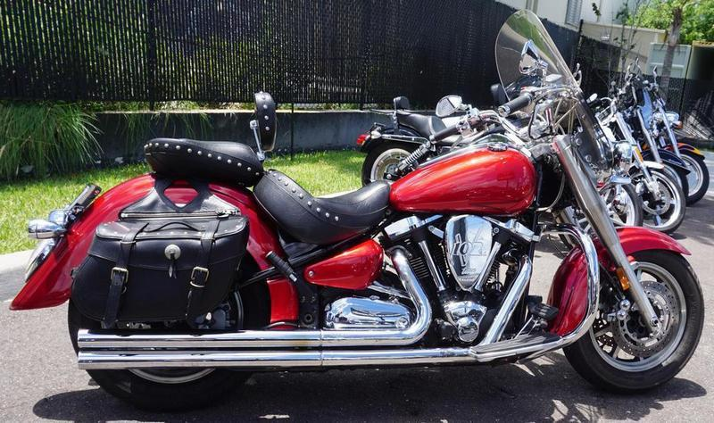 Yamaha road star midnight s motorcycles for sale for Yamaha dealer tampa