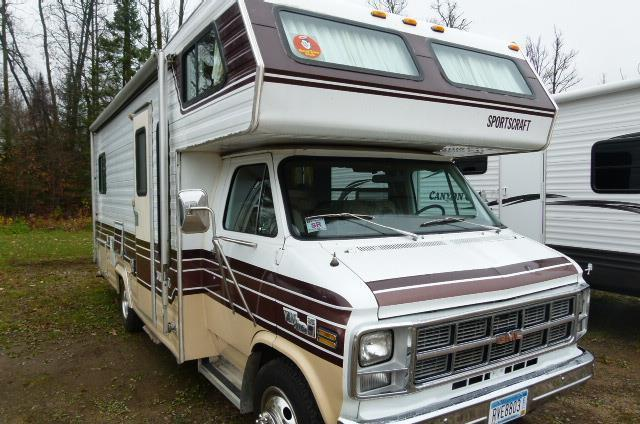 1982 RVs for sale