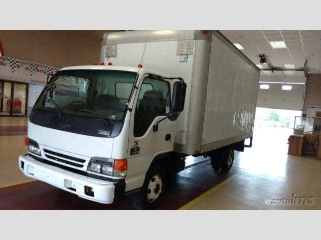 2004 Chevrolet W4500  Box Truck - Straight Truck