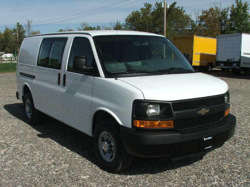 2014 Chevrolet Express G2500 Cargo Van