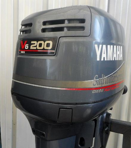 yamaha 200 ox66 efi saltwater series ii boats for sale ForYamaha Saltwater Series Ii