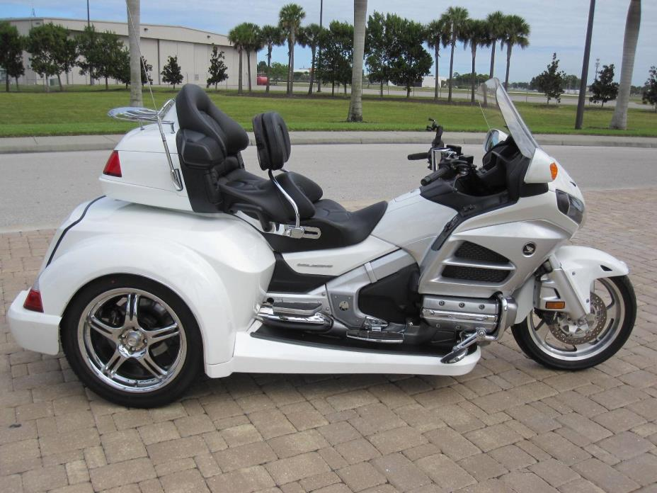 2012 Honda Goldwing Motorcycles for sale