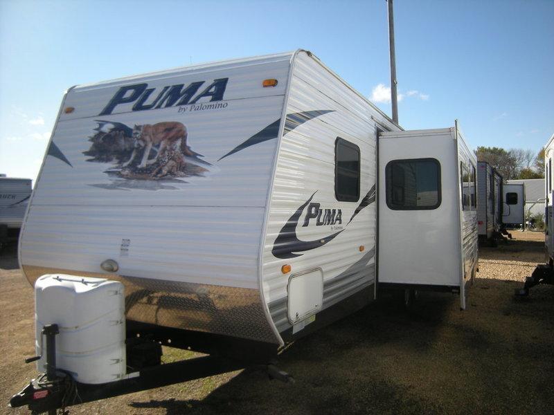 2010 Palomino Puma 30 DBSS