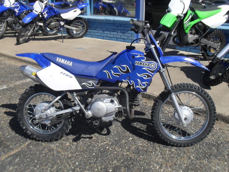 Yamaha ttr 90 dirt bike vehicles for sale for Yamaha ttr 90