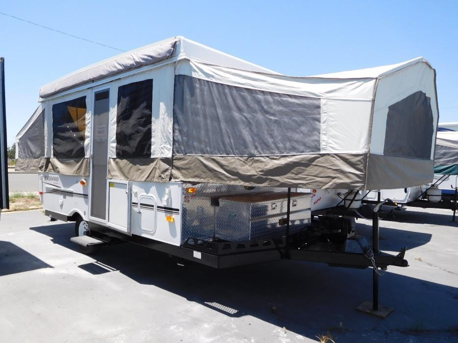 2010 Forest River Rockwood FREEDOM 2280BH