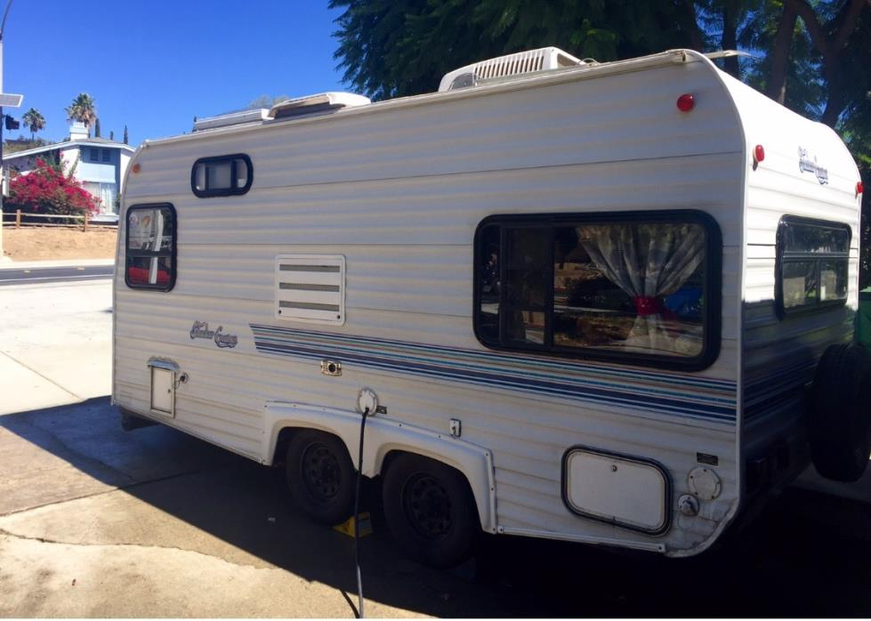 1995 Cruiser Rv Corp SHADOW CRUISER