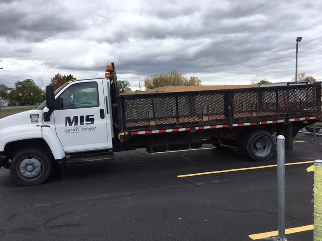 2004 Gmc C50  Stake Bed