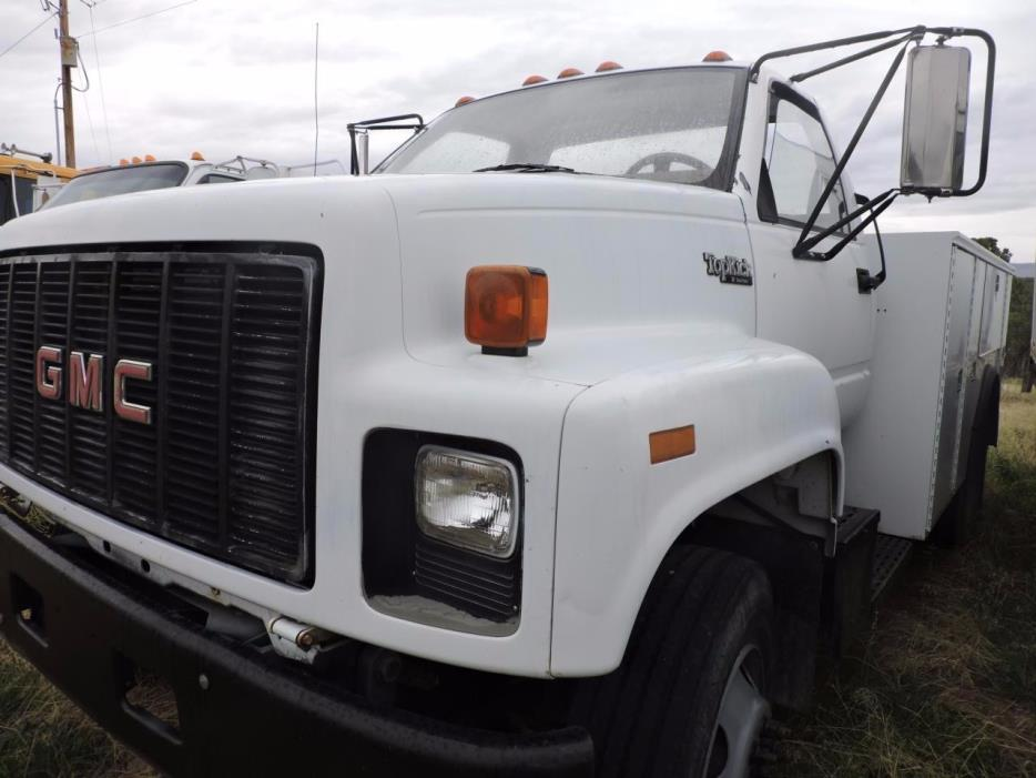 1995 Gmc C6000 Utility Truck - Service Truck