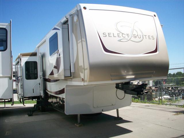 2011 DRV SUITES Select Suites 36TKSB3