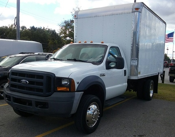 2007 Ford F-450 Chassis  Cab Chassis