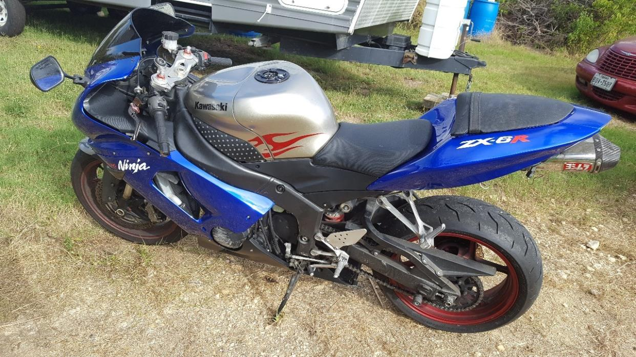 09 Yamaha R6 Stock Exhaust Motorcycles For Sale Two Brothers Kawasaki Ninja 650 M 2 Silver Series 1 Full System 2012 16 Carbon Fiber Canister 2016 Fz