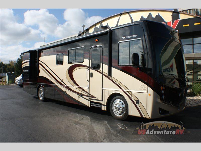 2013 Fleetwood Rv Excursion 35B