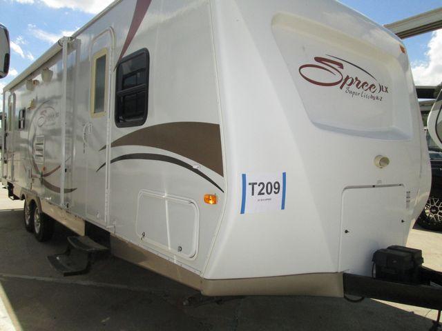 2010 K-Z Spree 323RLS