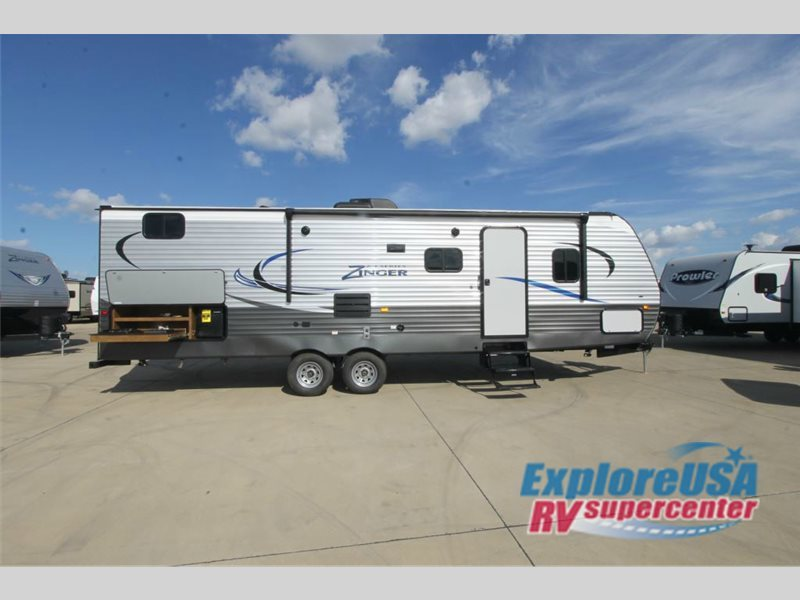 2017 Crossroads Rv Zinger Z1 Series ZR290KB