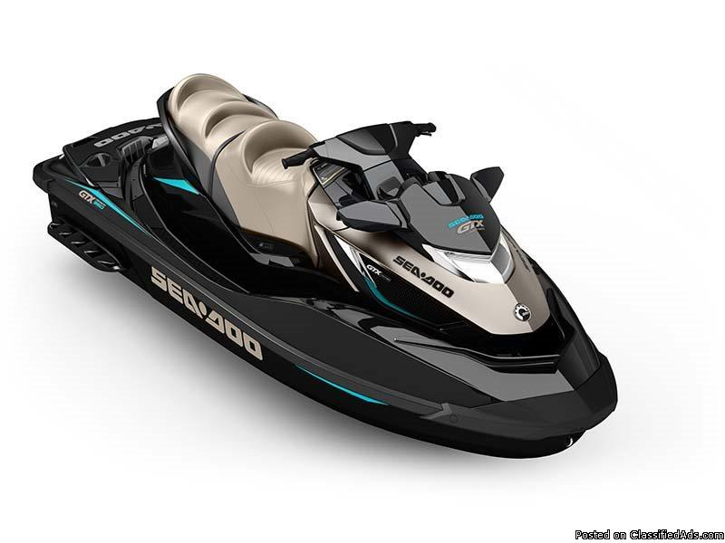 New 2016 Sea-Doo GTX Limited iS 260 Personal Watercraft #2016bc BEST PRICE...