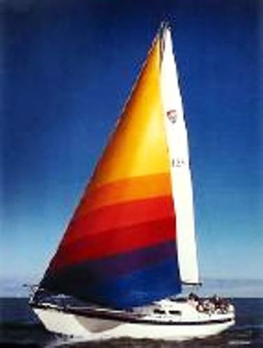 1978 Columbia 10.7