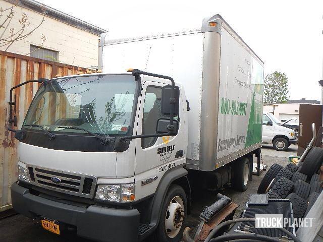 2006 Ford Lcf450  Cargo Van