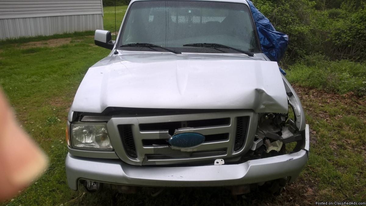 Ford Ranger Salvage Repairable: Motorcycles For Sale In Yazoo City, Mississippi