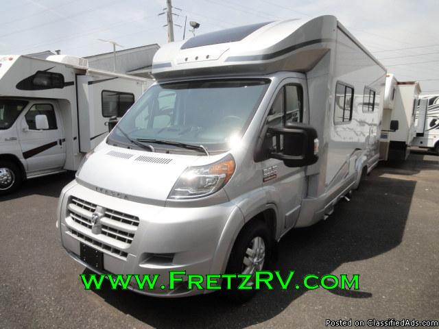 NEW 2015 Itasca Winnebago Viva Motorhome For Sale Fretz RV Classified Ads...