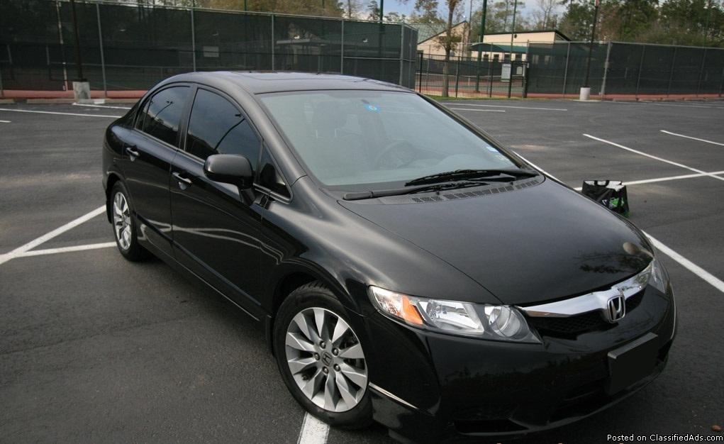 honda civic 09