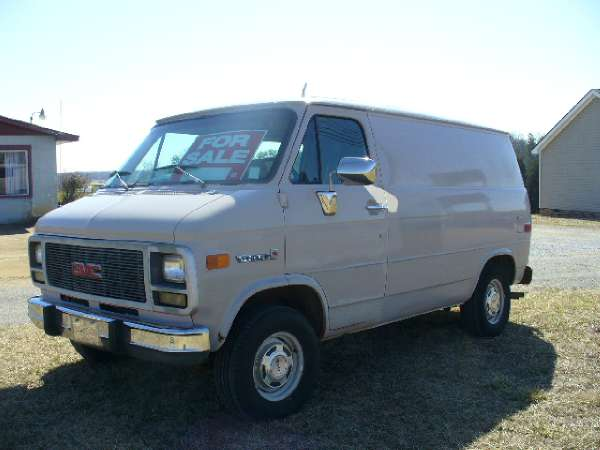 Gmc Vandura G2500 Cars for sale