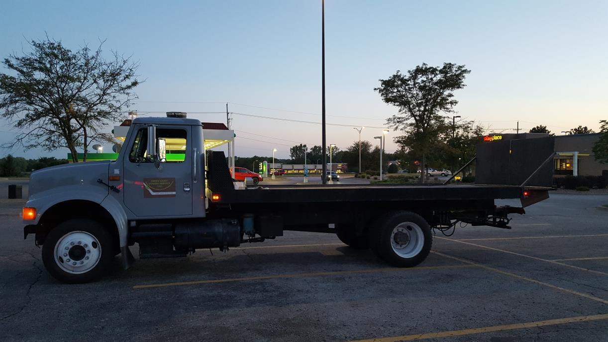 Rollback Tow Truck For Sale In Missouri 1942 Dodge 2002 International 4900