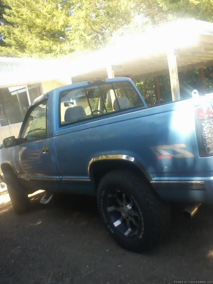1996 chevy 4x4 1500