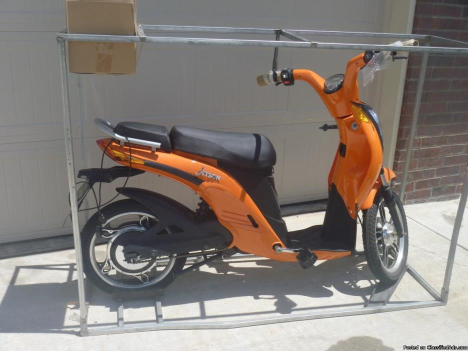 Jetson Scooter