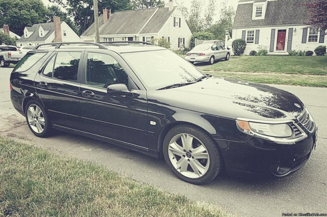 The (SAAB) Batmobile is For Sale with Extras!