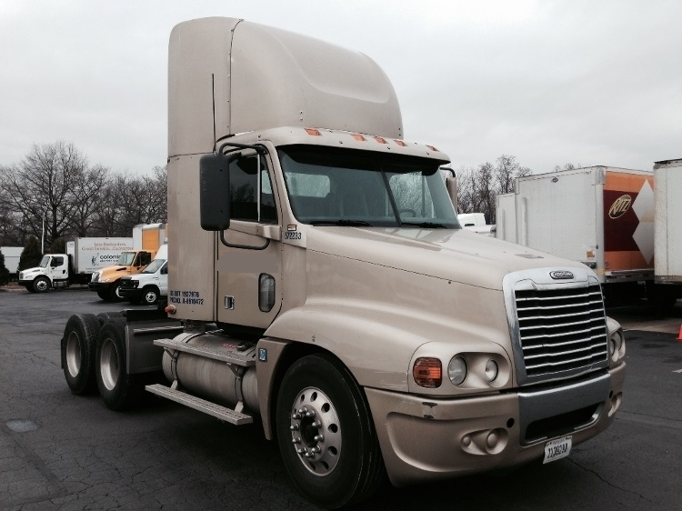 2010 Freightliner Century 120  Conventional - Day Cab