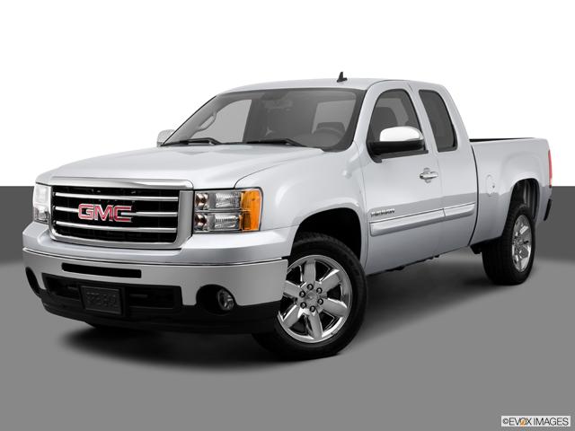 2013 Gmc Sierra 1500 Sle Pickup Truck