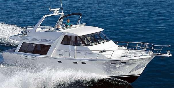 1995 Bayliner 4788 Pilot House Motoryacht