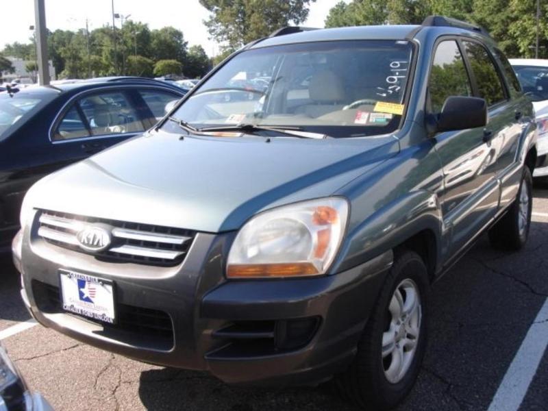 2005 Kia Sportage EX